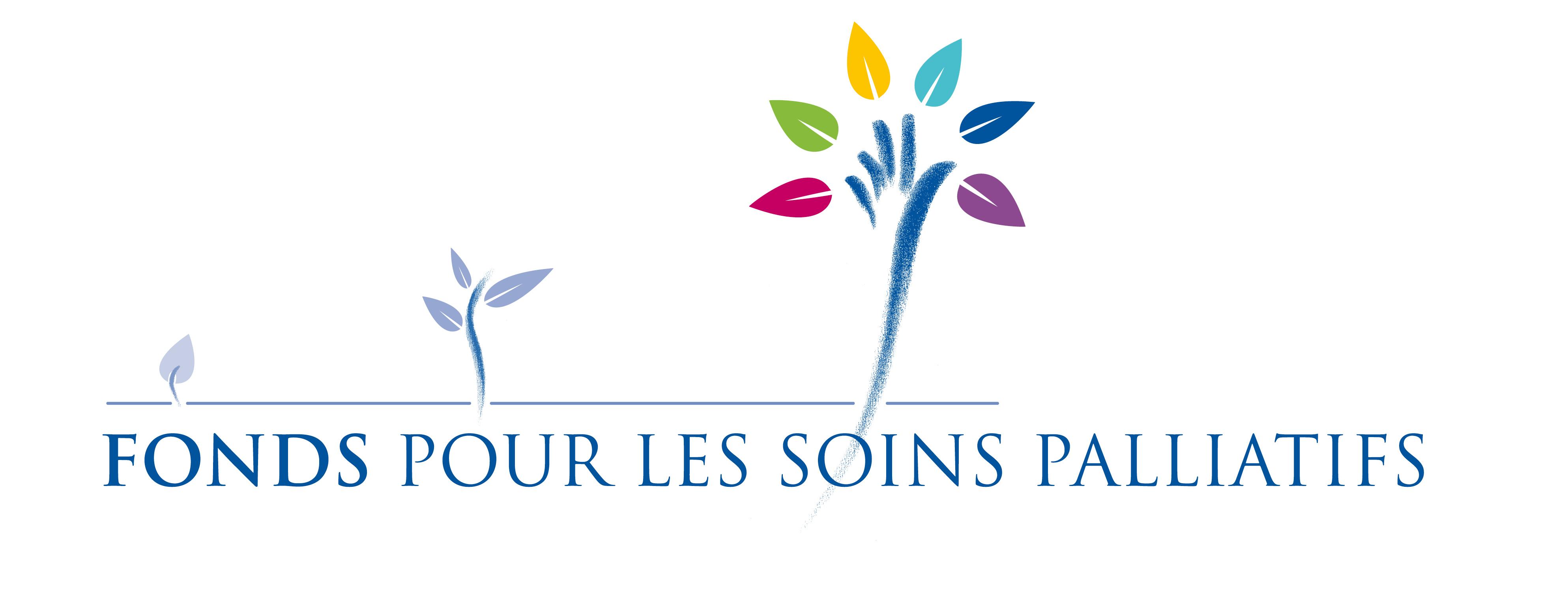 logo fonds pour les soins palliatifs
